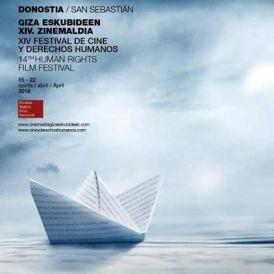presentando Humans Fest - Festival Internacional de cine y DDHH de Valencia